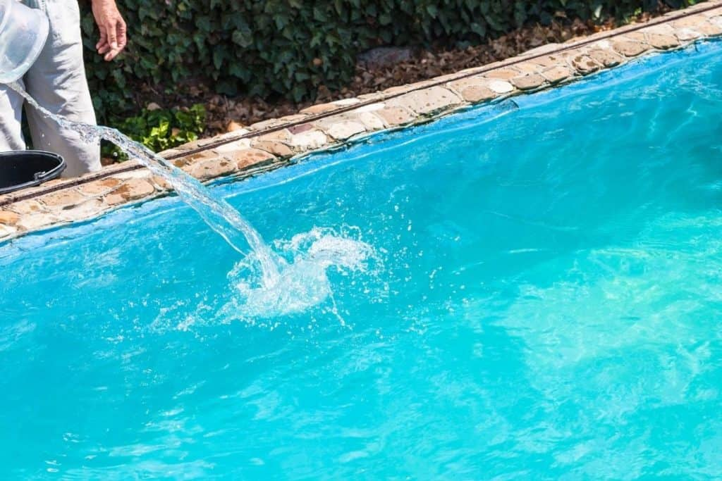 How to shock your pool