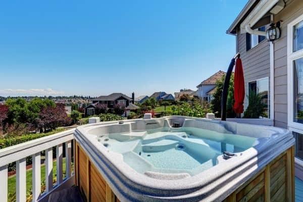 When should I shock my hot tub?